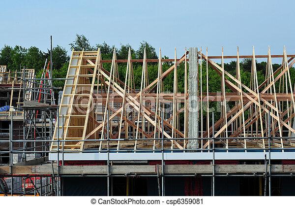 Housing development - csp6359081