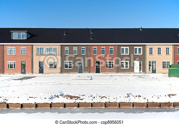 Housing development  - csp8956051