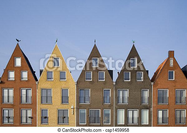 Housing development - csp1459958
