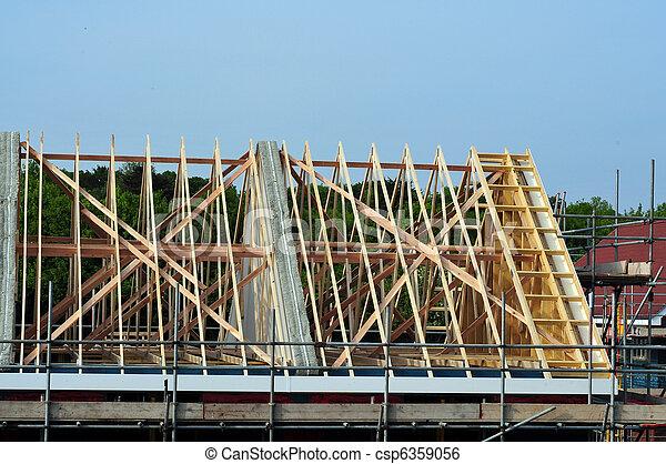 Housing development - csp6359056