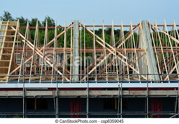 Housing development - csp6359045