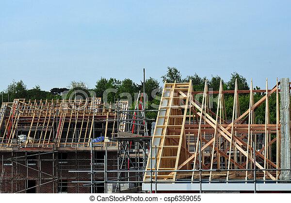 Housing development - csp6359055