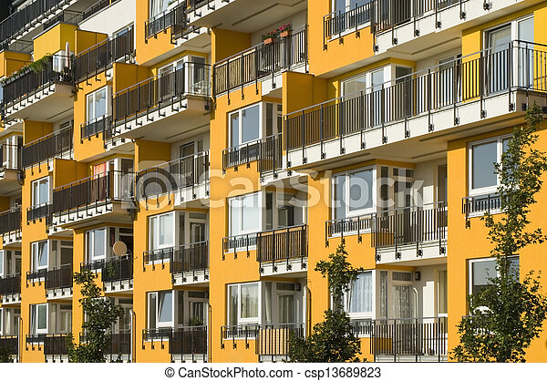 housing development - csp13689823