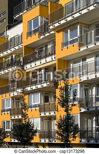 housing development - csp13173298