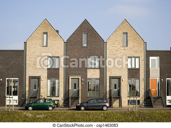 Housing development - csp1463083