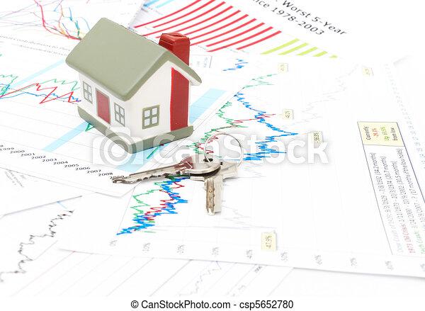 Housing market concept - csp5652780