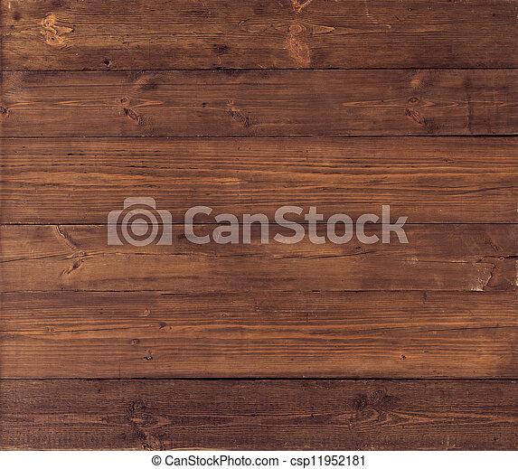 hout, achtergrond, houten textuur - csp11952181