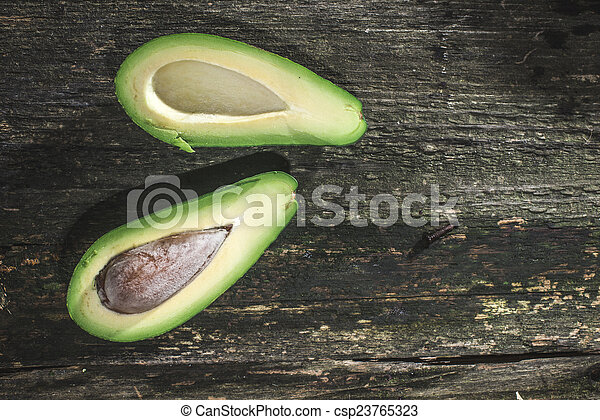 hout, avocado - csp23765323