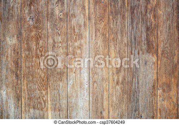 houten, achtergrond, raad, textuur - csp37604249