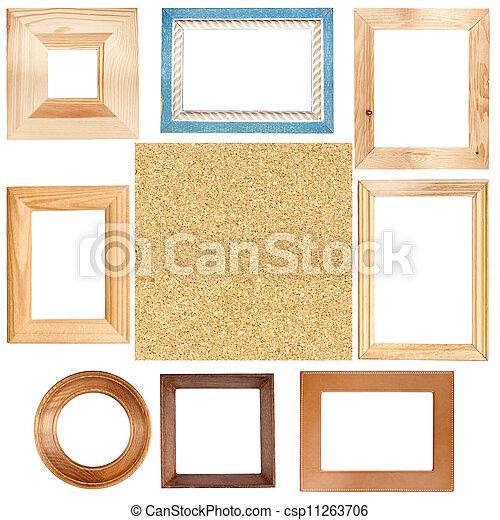 Plank Voor Lijstjes.Houten Lijstjes Plank Textuur Kurk