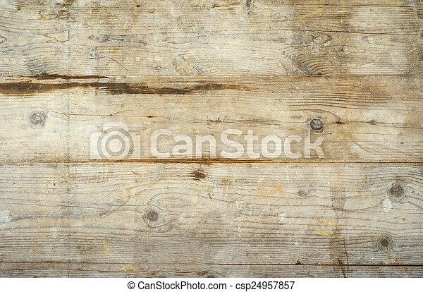 houten raad, achtergrond - csp24957857