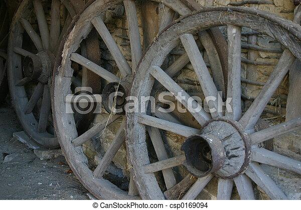 Grote Houten Wielen.Houten Wielen Oud Wiel Wagon Oud Spokes