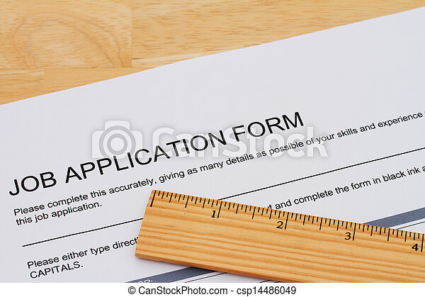 How you measure up when applying for a job - csp14486049