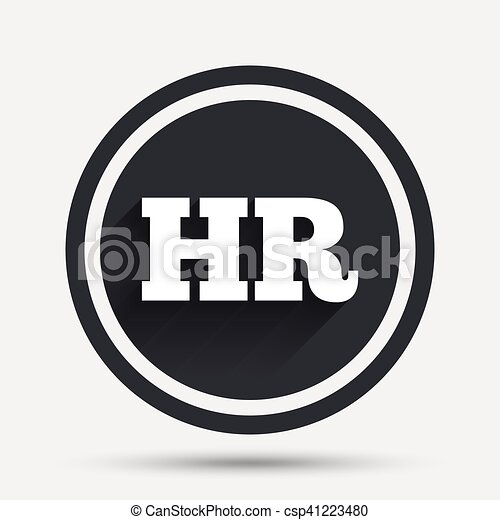 Hr, symbol., zeichen, menschliche , icon., ressourcen. Wohnung ...