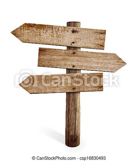 h u00f6lzern  wegweiser  freigestellt  zeichen  pfeil  pfahl blank wood sign clipart wood sign clip art free