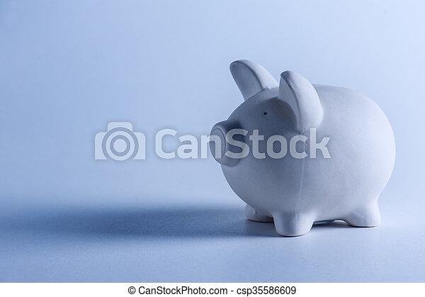 Moneybox - csp35586609