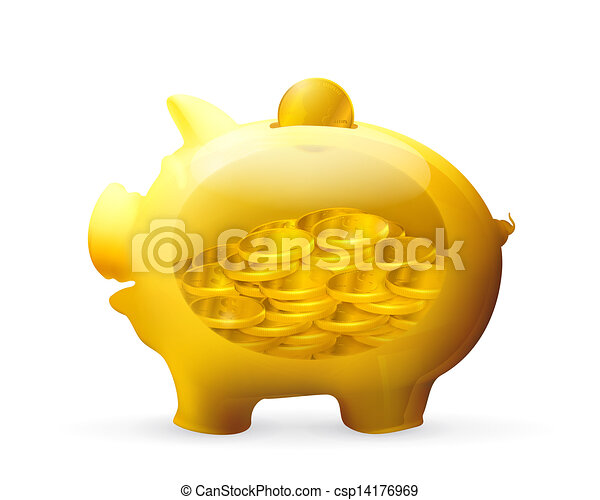 Piggy Bank - csp14176969
