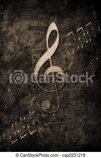 hudba - csp2231218