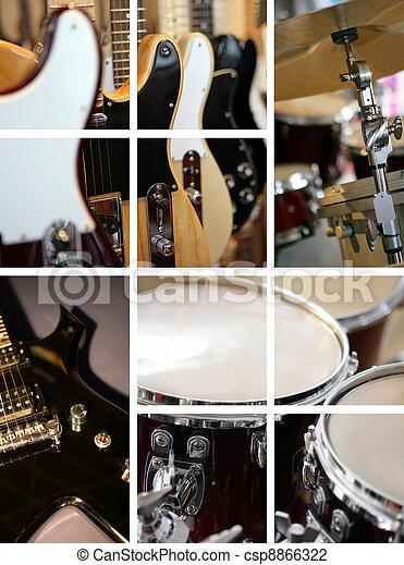 hudba - csp8866322
