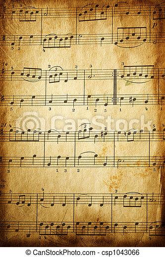 hudba - csp1043066