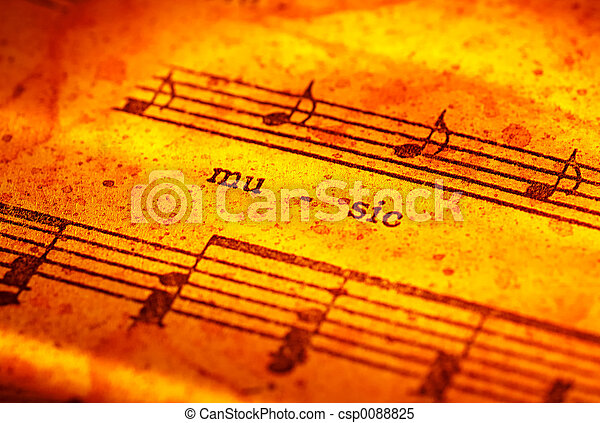 hudba - csp0088825