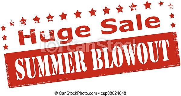 Huge sale - csp38024648