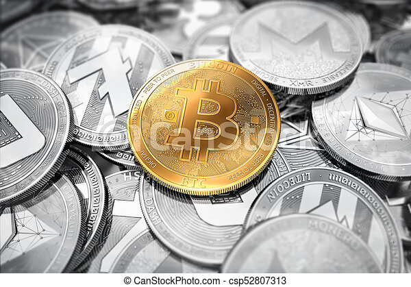 On the up cryptocurrency