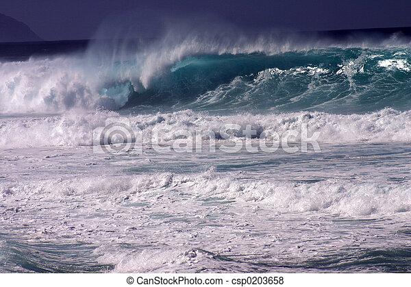 Huge Wave IV - csp0203658