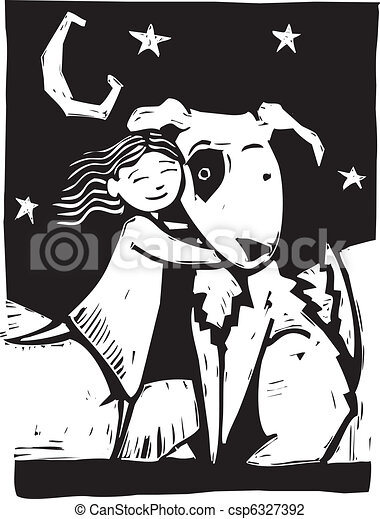 huggy, chien - csp6327392