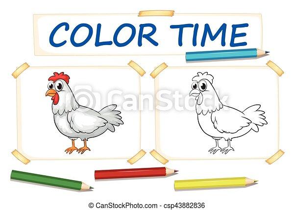 Ausgezeichnet Kleine Rote Henne Färbung Seite Fotos - Entry Level ...