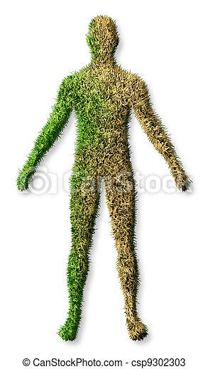 Human Body Disease - csp9302303