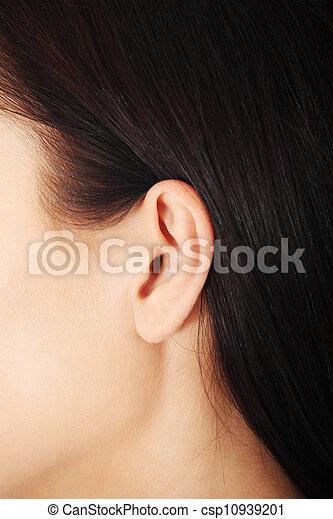 Human ear - csp10939201