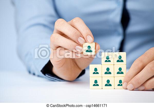 Human resources - csp14661171
