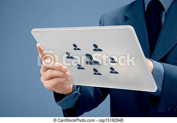 Human resources recruitment - csp15162948