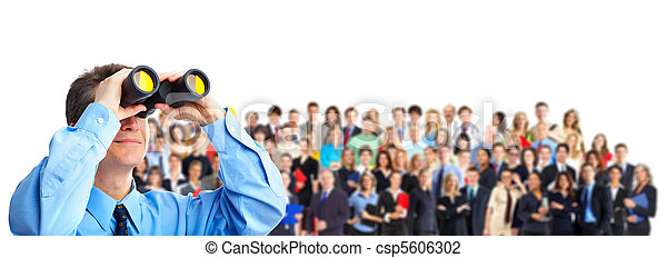 Human resources - csp5606302