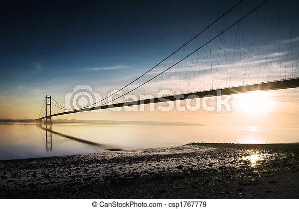 Humber Bridge - csp1767779