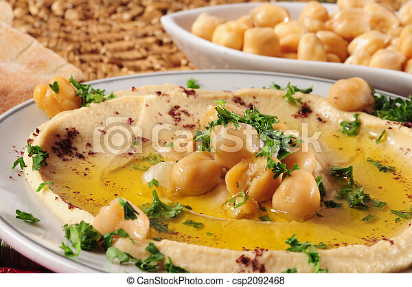 Hummus - csp2092468