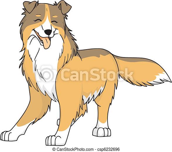 hund - csp6232696