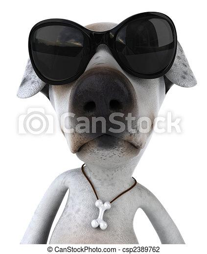 Hund - csp2389762