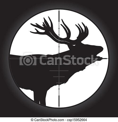 Hunter Scope - csp15952664