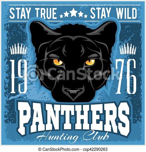 Hunting Club Sign Hunter Sport Team Shield Symbol Safari Hunt Of