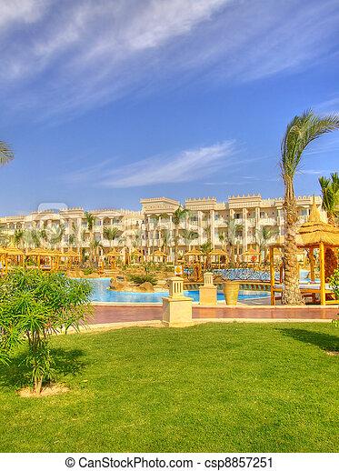 hurghada hotel 02 - csp8857251