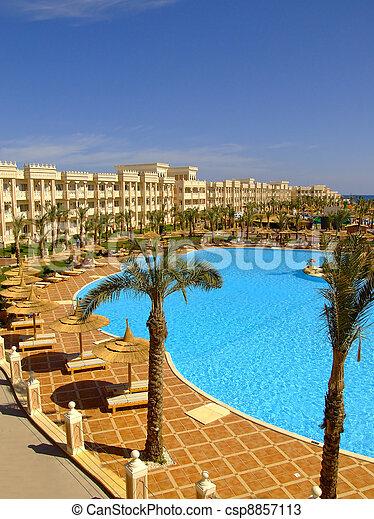 hurghada hotel 09 - csp8857113