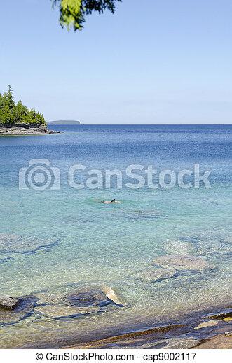 Huron Lake - csp9002117