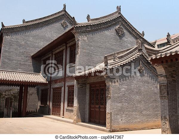 Hutong - csp6947367