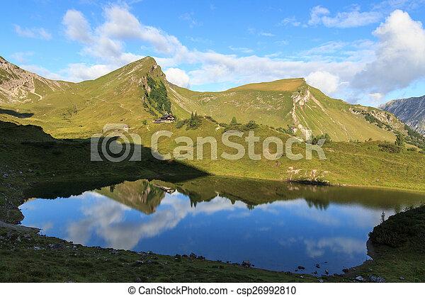 Decouvrez l&#39-incroyable Reflet du Lac Matheson en Nouvelle-Zelande