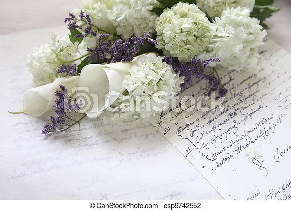 Hydrangea Flower Bouquet On Old Scr Arrangement Of White Hydrangeas