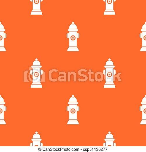 Hydrant pattern seamless - csp51136277
