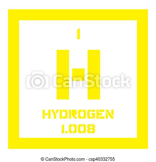 Hydrogen chemical element the lightest element on the periodic hydrogen chemical element stock illustrationscsp40332755g urtaz Gallery