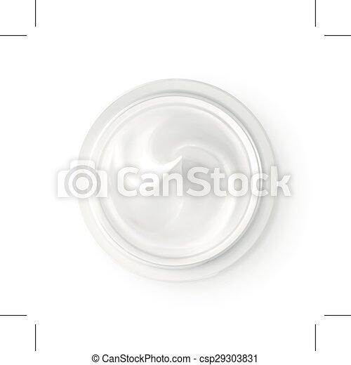 Hygienic cream - csp29303831